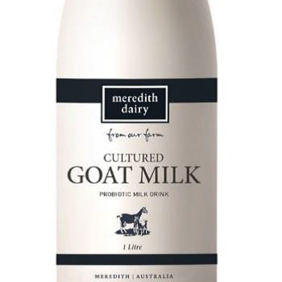 Meredith Drinking Goat Yogurt 1litre