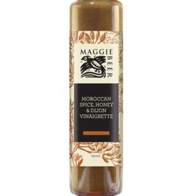 Maggie Beer Moroccan Spice Honey & Dijon Vinaigrette 250ml