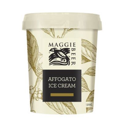 Maggie Beer Icecream Affogato 500ml