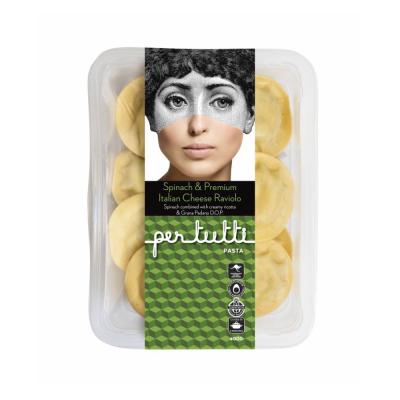 Pertutti Raviolo Spinach & Premium Italian Cheese 400g (WA)