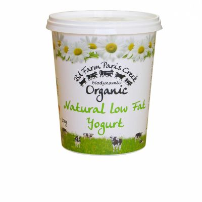 B-d Farm Yoghurt Low Fat 500g