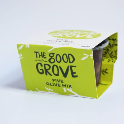 The Good Grove Five Olive Mix 280g