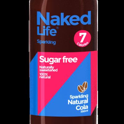 Naked Life Natural Cola 330ml