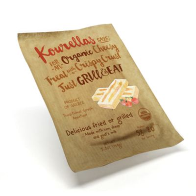 Kourellas Grill & Eat Organic 150g