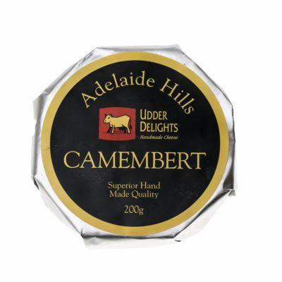 Udder Delights Adelaide Hills Camembert 200g