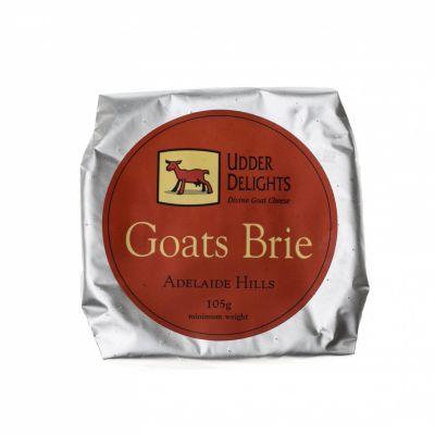 Udder Delights Goat Brie 105g