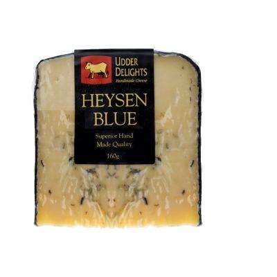 Udder Delights Heyson Blue 160g  (WA)