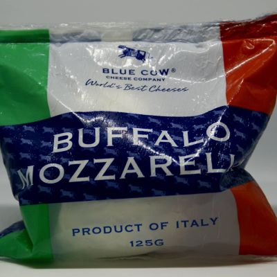 Blue Cow Frozen Italian Buffalo Mozzarella 125g