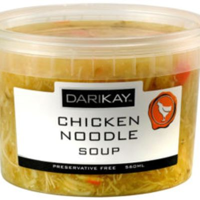 Darikay Chicken Noodle Soup 560ml