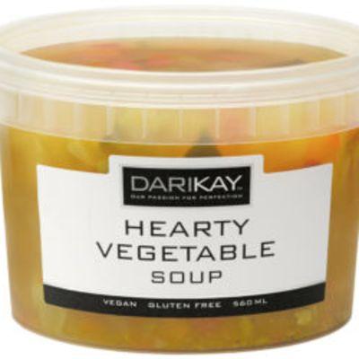 Darikay Hearty Vegetable Soup 560ml