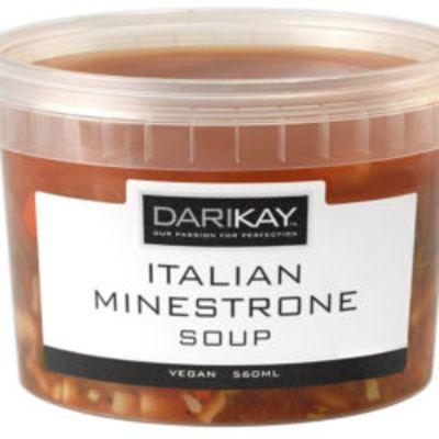 Darikay Italian Minestrone Soup 560ml