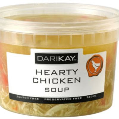 Darikay Hearty Chicken Soup 560ml