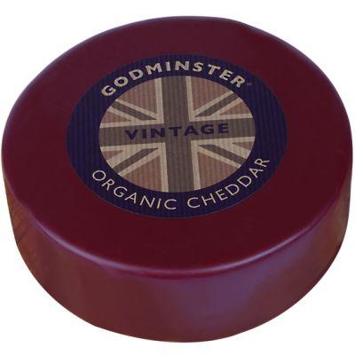 Godminster Organic Cheddar 1kg (WA & QLD)