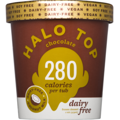 Halo Top DF Chocolate 473ml (WA & QLD)