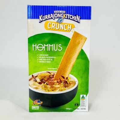 Kurrajong Kitchen Hommus Crunch