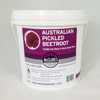 Mclure's Australian Pickled Beetroot