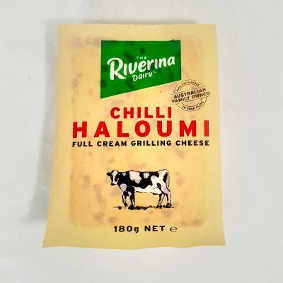 Riverina Dairy Haloumi Chilli 180g