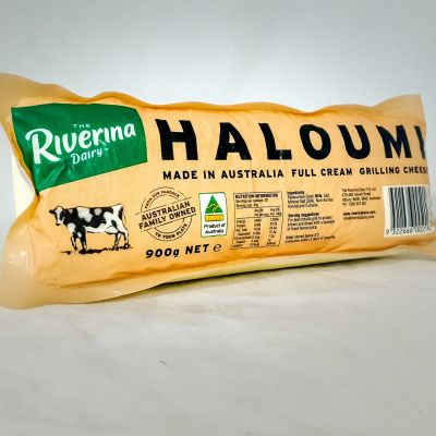 Riverina Dairy Haloumi Log 900g
