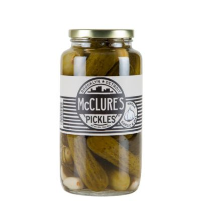 McClure's Pickles Garlic & Dill Whole (WA)