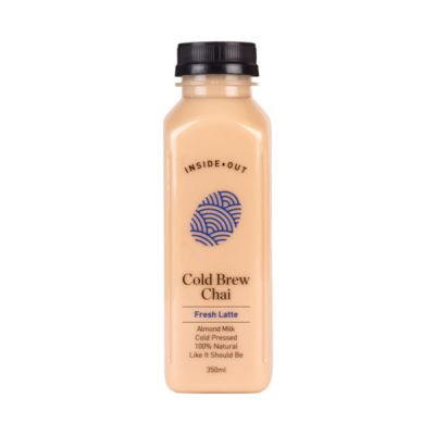 Inside Out Cold Brew Chai 350ml