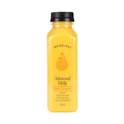 Inside Out Almond Milk Ginger Tumeric 350ml (WA)
