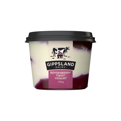 Gippsland Dairy Boysenberry 720g