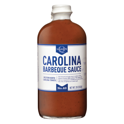 Lillie's Q Carolina BBQ Sauce 567g