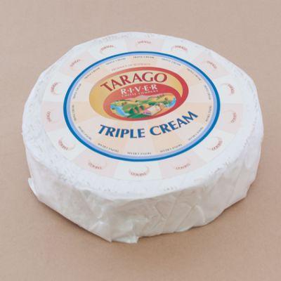 Tarago River Triple Cream Brie