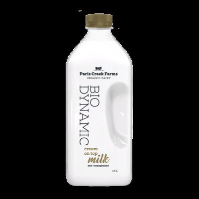 PCF Bio-Dynamic Cream On Top Milk 1.5L