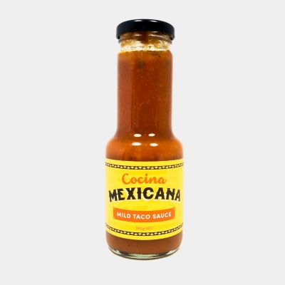 Cocina Mexicana Mild Taco Sauce 260g