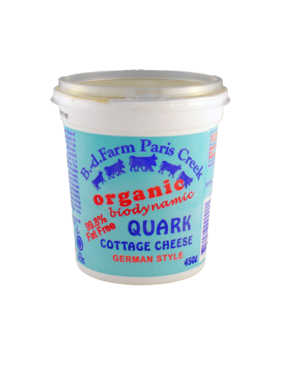 B-d Farm Quark German 450g