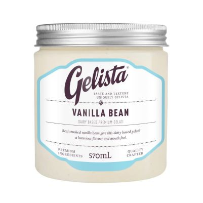 Gelista Vanilla Bean 570ml (WA)