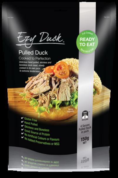 Ezy Duck Duck Pulled Meat 150g