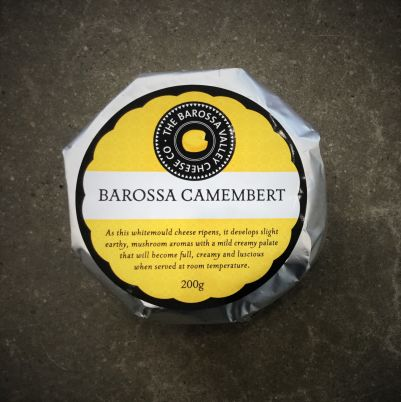 Barossa Valley Camembert 200g