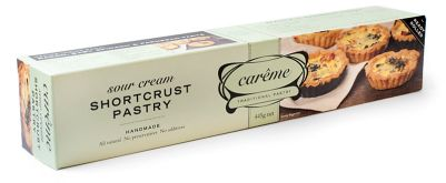 Carême Sour Cream Shortcrust Pastry 445g