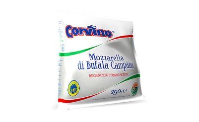 Corvino Buffalo Mozzarella DOP 125g
