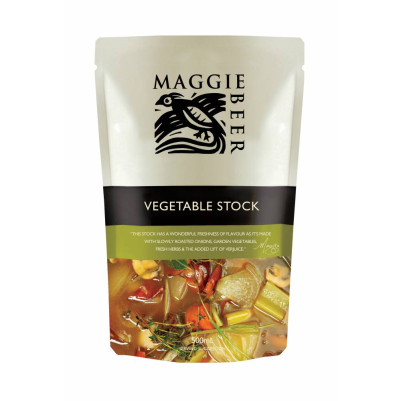 Maggie Beer Vegetable Stock 500ml (WA & QLD)