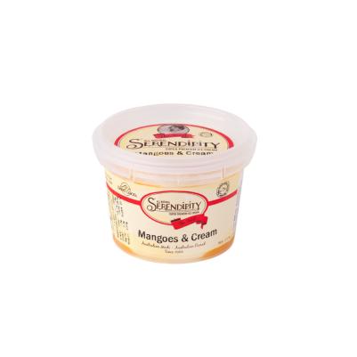 Serendipity Icecream Mangoes & Cream 130ml (WA)