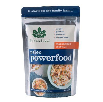 Brookfarm Paleo Powerfood 330g