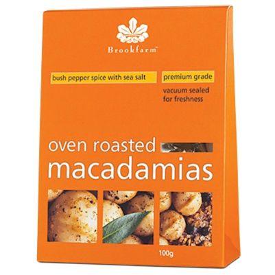 Brookfarm Macadamias Bush Pepper 100g (WA)