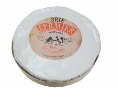 Jouvence Brie Fermier 1kg (WA & QLD)