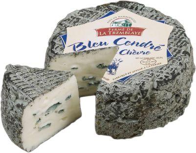 Bleu Cendré Lait Chèvre 150g