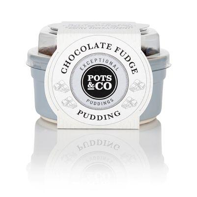 Pots and Co Chocolate Fudge Pudding (WA)
