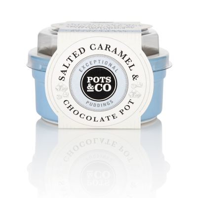 Pots and Co Salted Caramel & Chocolate Pot (WA)