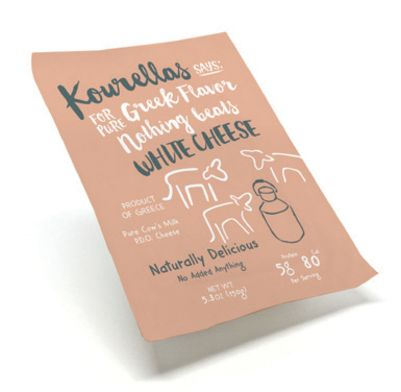 Kourellas 150g Cow's Milk Cheese