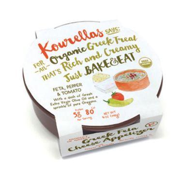 Kourellas 110g Bake & Eat Organic