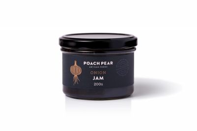 Poach Pear Onion Jam 250g (WA & QLD)