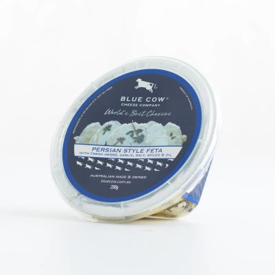Blue Cow Persian Style Feta 200g