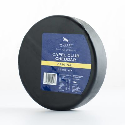 Blue Cow Capel Club Cheddar 1.25kg