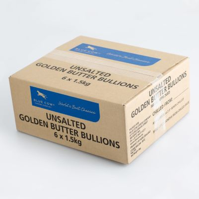 Blue Cow Butter Bullion 1.5kg